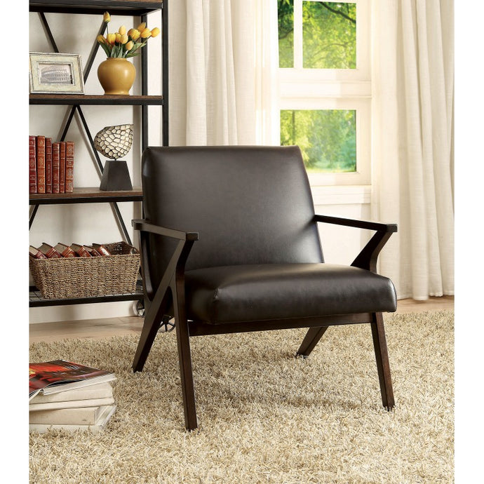 CM-AC6265BR - Dubois Contemporary Style Accent Chair