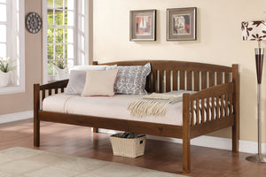 39090 Twin Daybed - Caryn Mission Style Antique Oak Finish Daybed