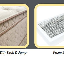 "817 Maxim Dunhill Euro Pillow Top Foam Encased 16"" Queen Mattress"