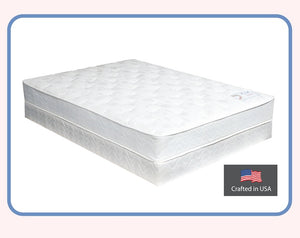 "916 Maxim Pearl Non-Flip Innerspring 8"" Queen Mattress"