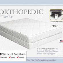 "921 Maxim Orthopedic Non-Flip 9"" Queen Mattress"