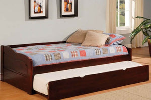 CM1737 - Sunset Cherry Twin Daybed With Trundle