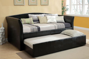 CM1956BK - Delmar Twin Daybed with Trundle