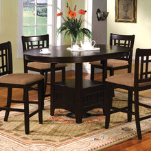 CM3032PT - Metopolis Counter Height Table with 4 Chairs