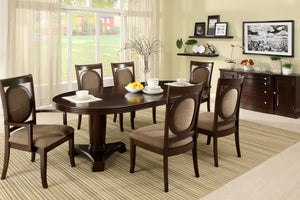 CM3418T - Evelyn Formal Dining Table Set