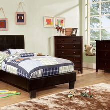 CM7007T Villa Park Leatherette Twin Bed