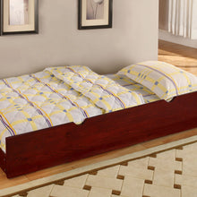 CM7903CH Cara Cherry Finish Twin Bed