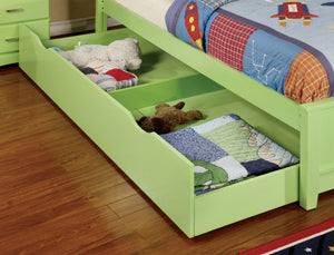 CM7941GR-T - Prismo Apple Green Twin Bed