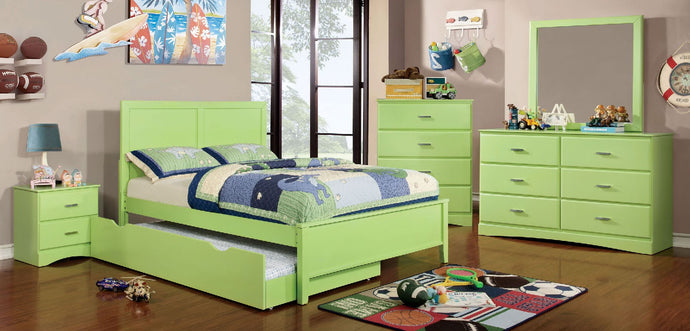 CM7941GR-F - Prismo Apple Green Full Bed