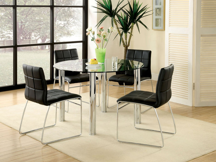 CM8320T - Kona Table with 4 Chairs