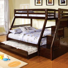 CM-BK611EX - Ellington Twin/Full Bunk Bed