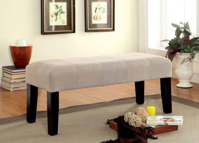 CM-BN6006 - Bury Ivory Finish Bench