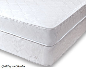 "DM110 Lavender 8"" Height Non-Flip Queen Mattress"