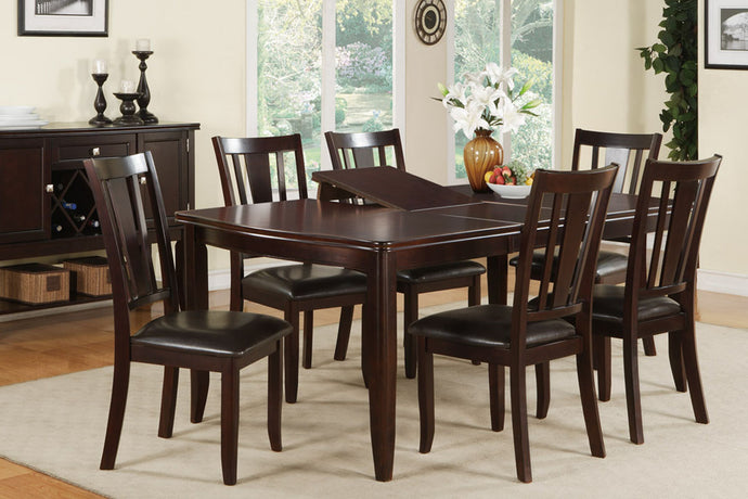 F2179 - Dining Table with 6 Chairs