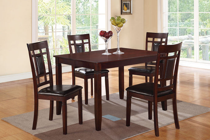 F2232 - Dining Table with 4 Chairs