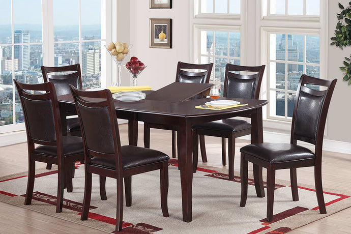 F2237 - Dining Table with 6 Chairs