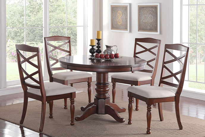 F2288 - Dining Table with 4 Chairs