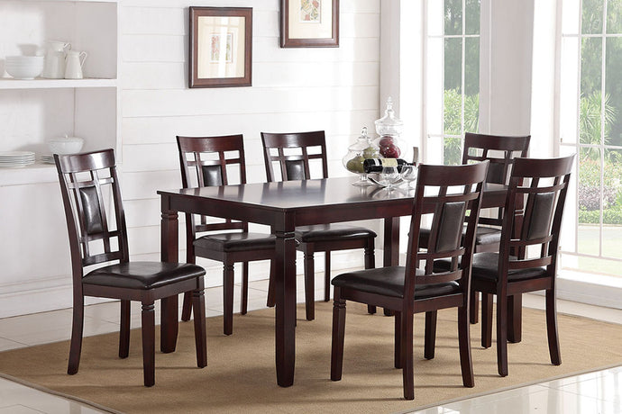 F2294 - Dining Table with 6 Chairs