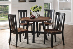F2322 - Dining Table with 4 Chairs