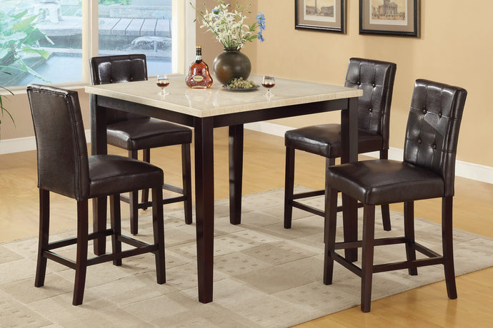 F2338 + F1144 - Counter Height Dining Table Set
