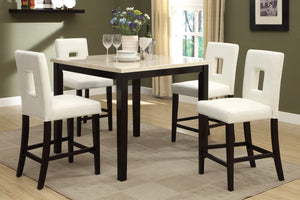 F2338 + F1322 - Counter Height Dining Table Set