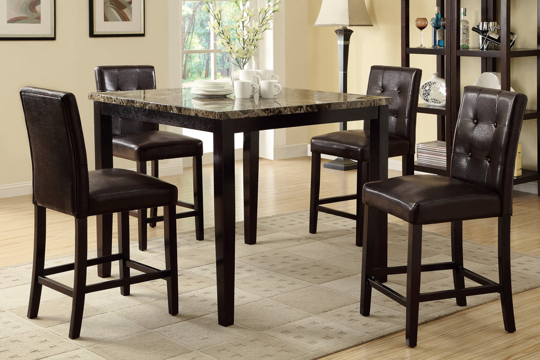 F2339 + F1144 - Counter Height Dining Table Set