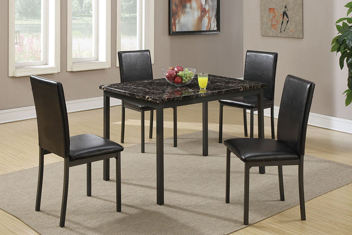 F2361 - Dining Table with 4 Chairs