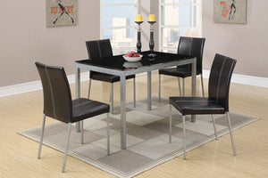 F2363 - Dining Table with 4 Chairs