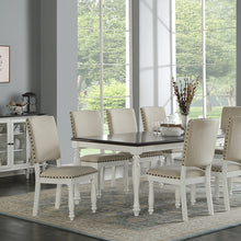 F2468 - Dining Table with 8 Chairs