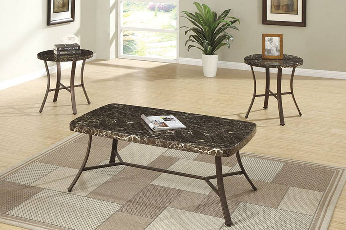 F3090 - 3-Piece Coffee Table Set