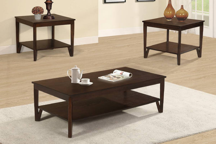 F3182 - 3-Piece Coffee Table Set