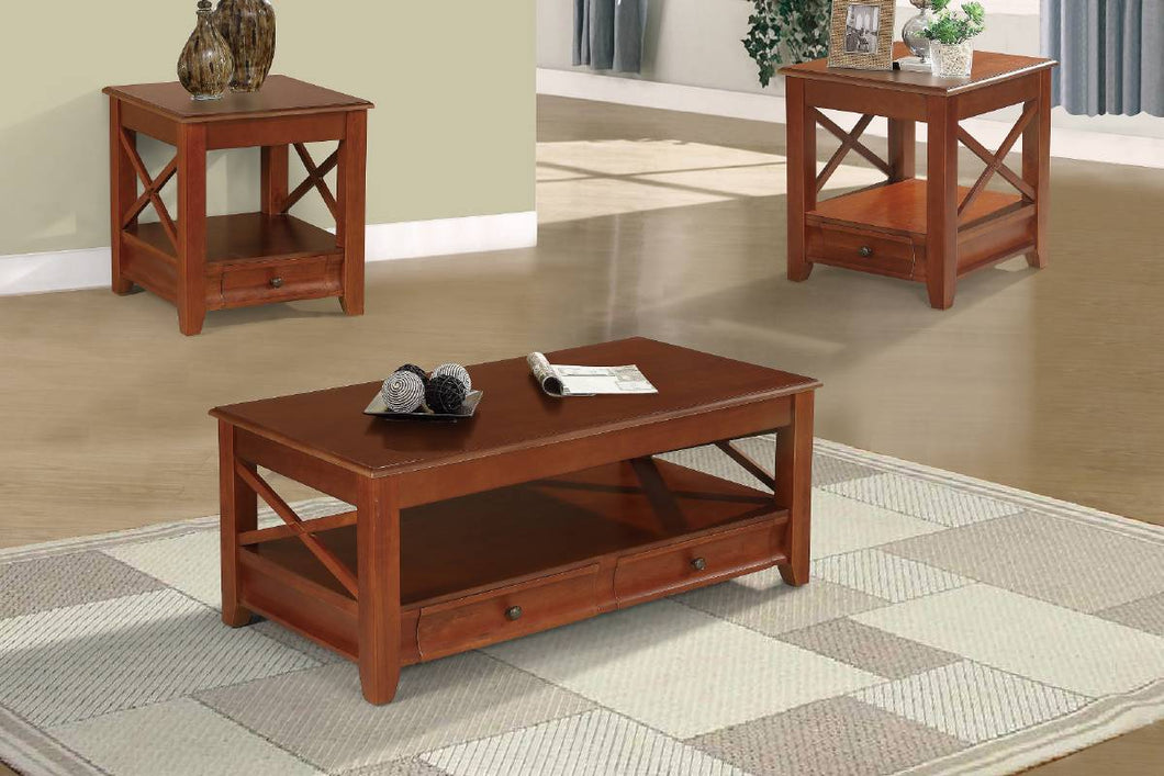 F3184 - 3-Piece Coffee Table Set