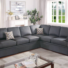 F6420 - Richmond Charcoal Reversible Sectional