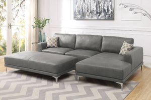 F6429 - Leeds Gray Sectional