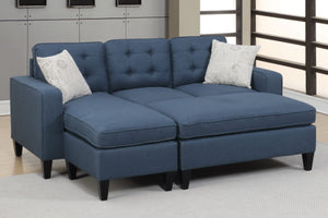 F6577 - Eddy All-In-One Reversible Sectional