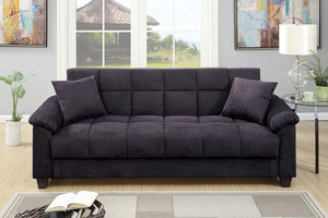 F7888 - Bernard Adjustable Sofa Bed with Storage