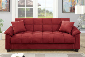 F7890 - Bernard Adjustable Sofa Bed with Storage