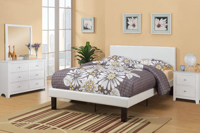 F9210T Hamlet White Cream Twin Bed