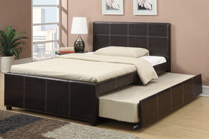 F9214T - Oslo Twin Trundle Bed - Available in Full Bed