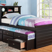 F9219 - Parker Twin Trundle Bed with 3 Drawers