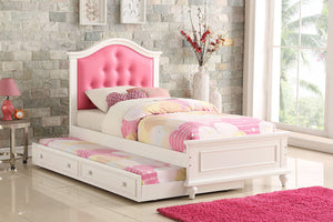 F9377 - Luka Twin Trundle Bed