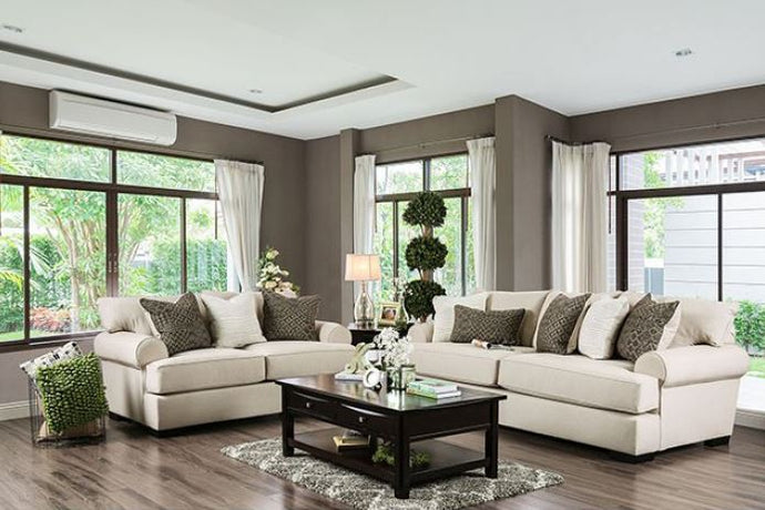 Gilda Sofa + Love Seat Set