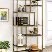 CM-AC6264CPN - Elvira Display Bookshelf - Available in Chrome