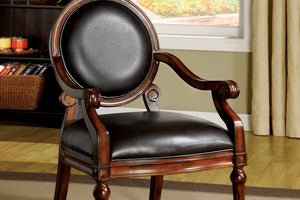 CM-AC6910 - West Point Traditional Style Accent Chair