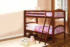 CM-BK524CH - Coney Island Twin over Twin Bunk Bed