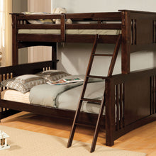 CM-BK602F-EXP - Spring Creek Twin/Full Bunk Bed
