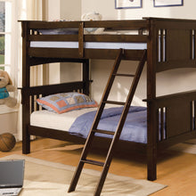 CM-BK602T-EXP - Spring Creek  Twin/Twin Bunk Bed