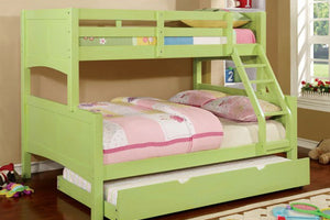 CM-BK608F-AG - Prismo Twin over Full Bunk Bed