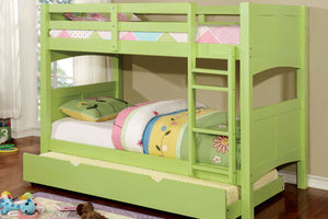 CM-BK608T-AG - Prismo Twin over Twin Bunk Bed