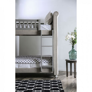 CM-BK718 - Sascha Twin over Twin Bunk Bed